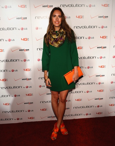 Matching shoes and purse torie tristan - Does orange and green match ...