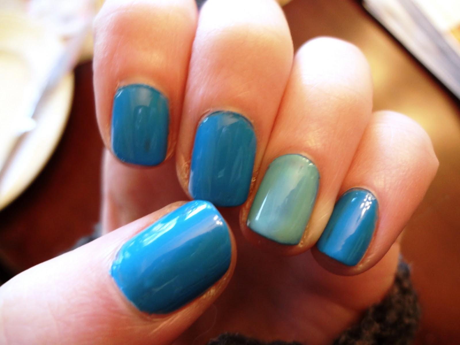 Ring Finger Nail Polish Trend  Nailpro